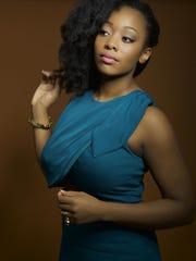 Singer Alicia Olatuja performs Saturday at Cornell.