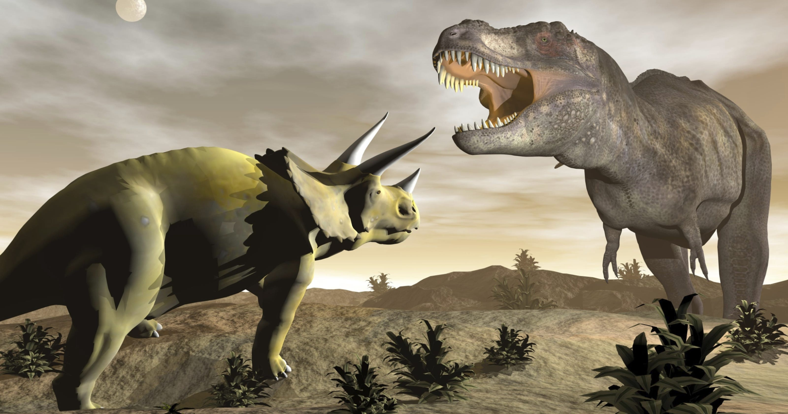 Dinosaur extinction: Was it caused by an asteroid, volcanoes, or both?