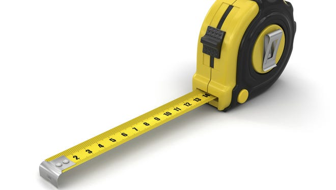 A 1-pound tape measure killed a man when it fell 50 stories at a Jersey City construction site.