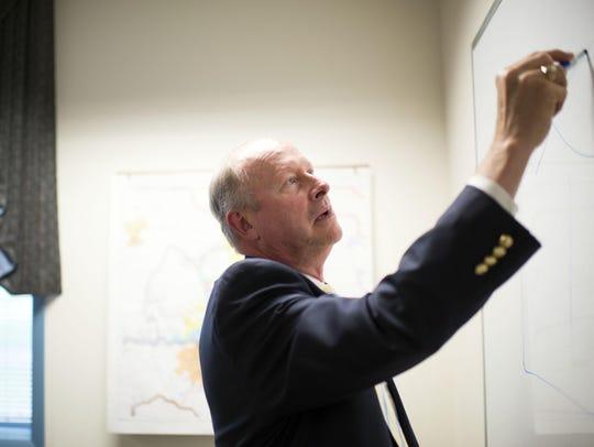 Wicomico County Public Schools Superintendent Dr. John