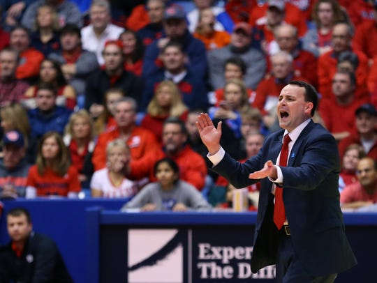 At Dayton, Archie Miller gained the reputation as an