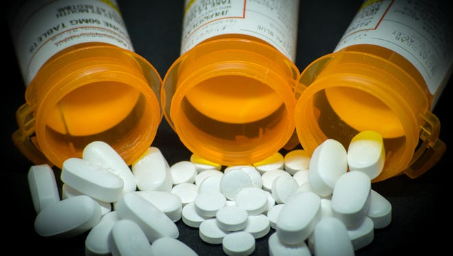"""Besides the human toll, prescription opioid misuse has an """"economic burden"""" of $78.5 billion a year in the U.S. alone."""