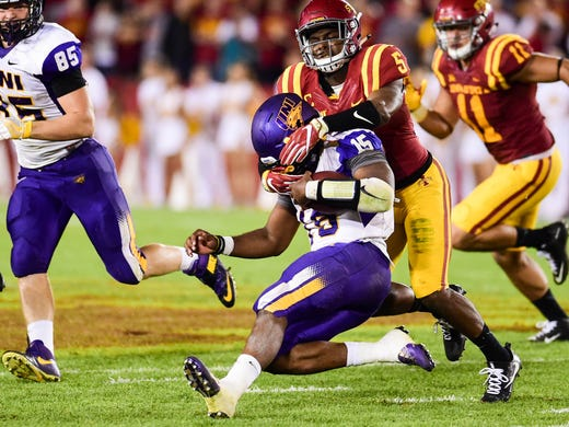 UNI earns sloppy, but satisfying win over Iowa State