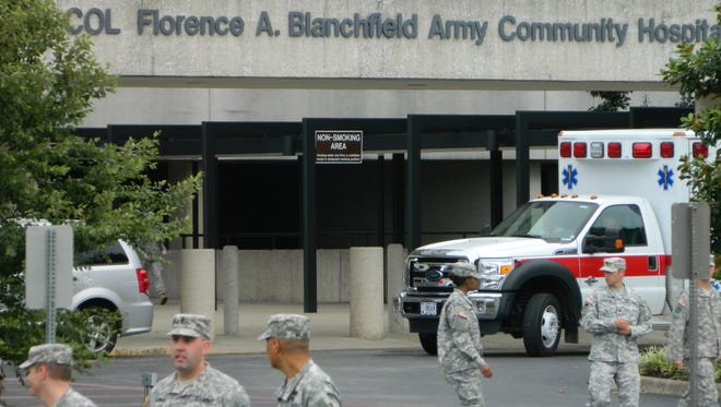 Blanchfield Army Community Hospital
