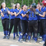 Softball roundup: Blue Devils reach Central I semis for first time in 12 years