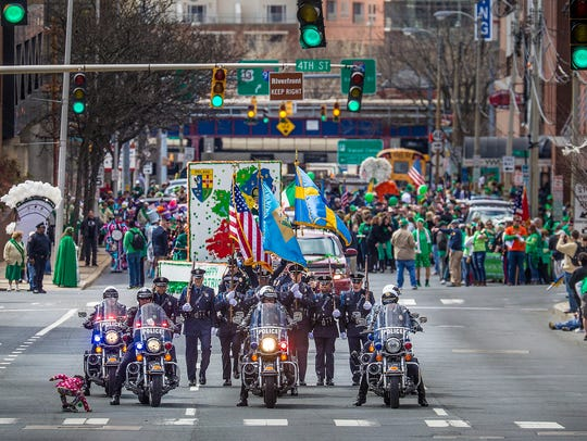 Wilmington's St. Patrick's Day Parade will celebrate