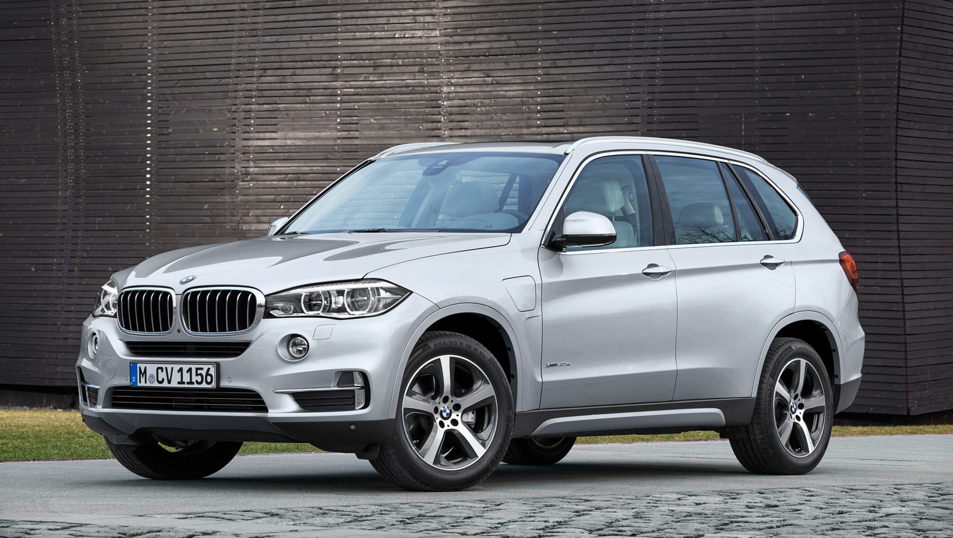 2017 Bmw X5 Xdrive40e Company S First Plug In Suv
