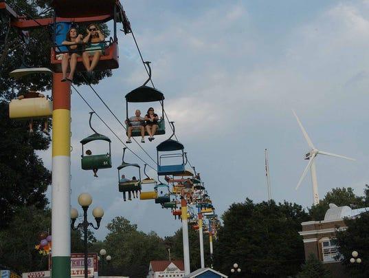 Iowa State Fair 2008