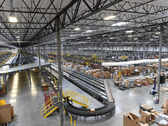 Zulily at the Tahoe Reno Industrial Center