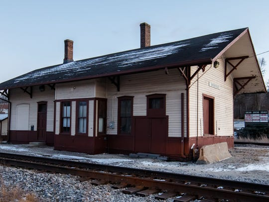 Fiddleheads Coffee Roasters is proposing moving and redeveloping the historic Brookfield Rail Station. A public hearing was held July 17.
