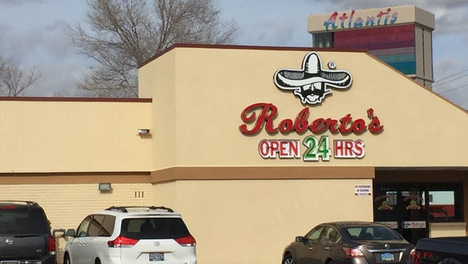 Roberto's Taco Shop, the popular Mexican food chain, opened a second Reno location across from the Reno-Sparks Convention Center.