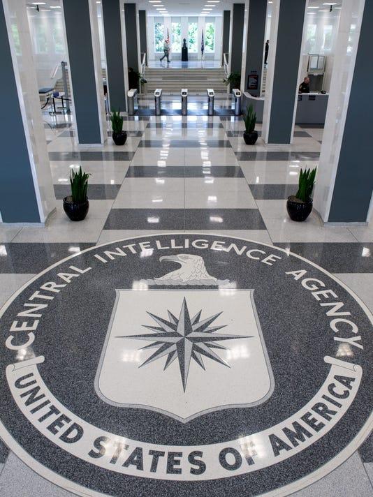 AFP US-CIA A GOV USA VA