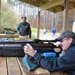 Rebuilt shooting range now open