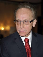March 26th 2014 State of the City Warren Michigan. Mayor James Fouts. Photo by Charles V. Tines, The Detroit News.