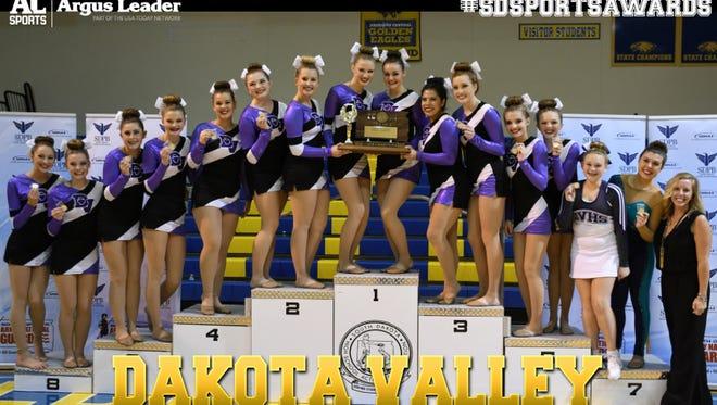 Competitive dance: Dakota Valley Panthers