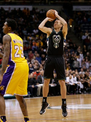 The Bucks brought in shooters like Steve Novak to help improve the results from the perimeter.