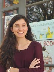 Clara Martin is a Lemuria Books employee.