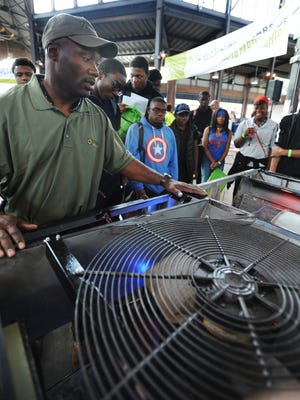 American companies have a commanding lead in heating and cooling technology.
