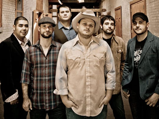 The Josh Abbot Band.