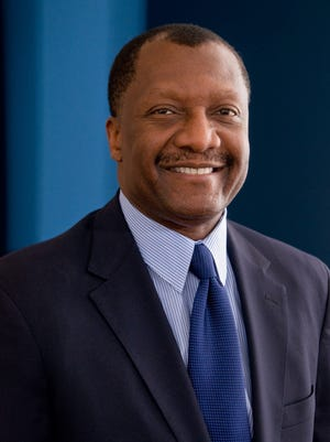 Calvin Anderson is senior vice president and chief of staff with BlueCross BlueShield of Tennessee.