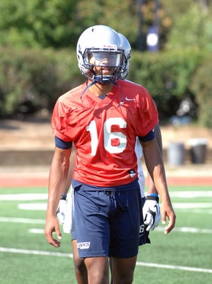 Monmouth University redshirt freshman quarterback Kenji Bahar will serve as the primary backup when the Hawks open the season Saturday afternoon at Lehigh