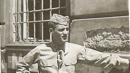 Sturgeon Bay veteran Cpl. Millard Christianson served in the U.S. Army 1945-1948.