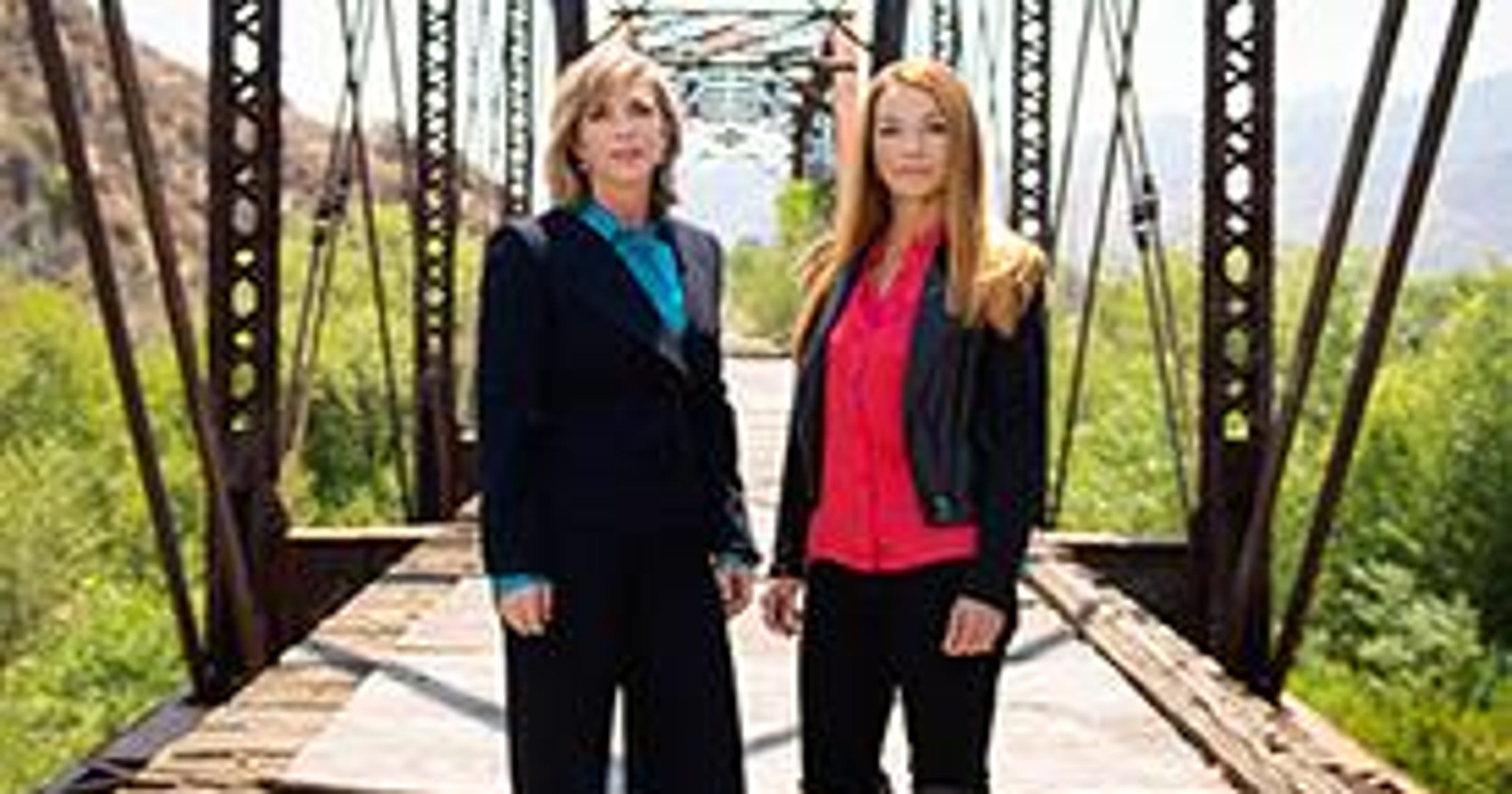 Answer Man: What does a KSPR anchor have to do with 'Cold Justice'?
