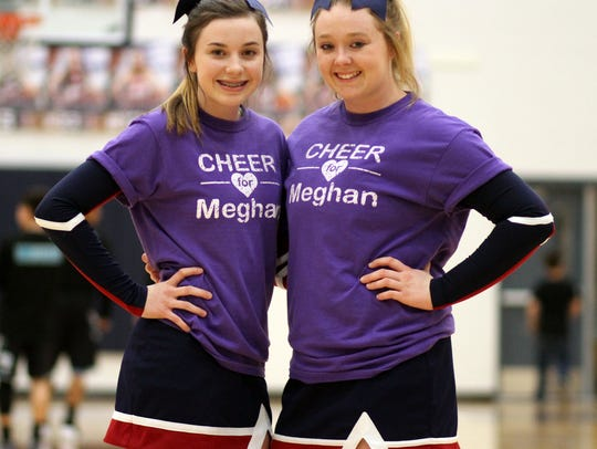 Sophomore Maison and senior Ashton Treadwell are sisters