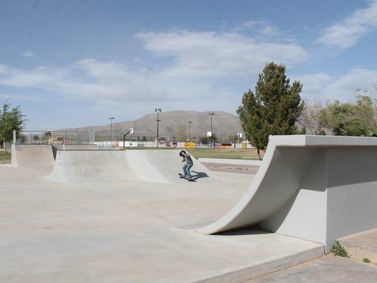 Washington Skate Park 1