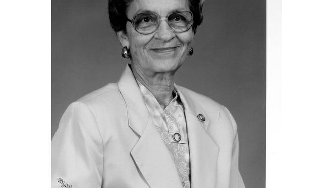 Lillian Ophelia Rumage Henderson