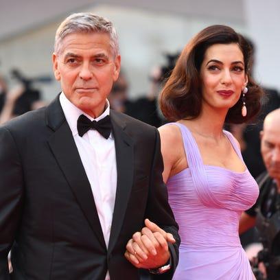 Oprah, Katzenbergs match Clooneys' $500,000 donation to Parkland gun control march