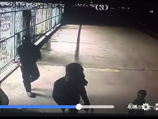 Surveillance of suspects in Tubbs Hardware theft.