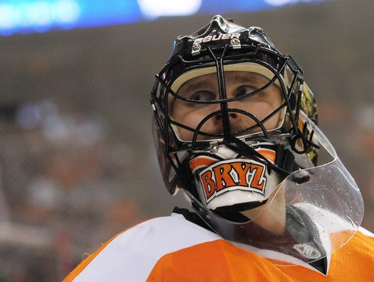 USP NHL_ New Jersey Devils at Philadelphia Flyers