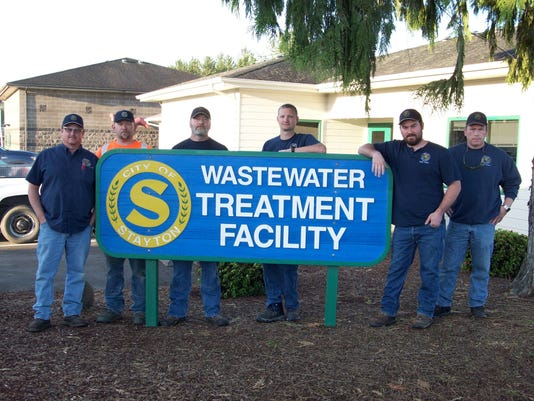 Stayton Wastewater Treatment Facility