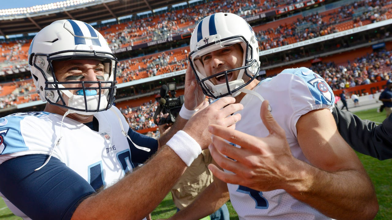 Titans: Breaking down the OT win over the Browns