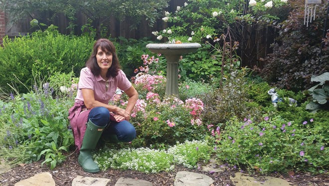 """Jan Coppola Bills' new book, Late Bloomer,"""" is a guide to garden enjoyment for those in the second half of their lives."""