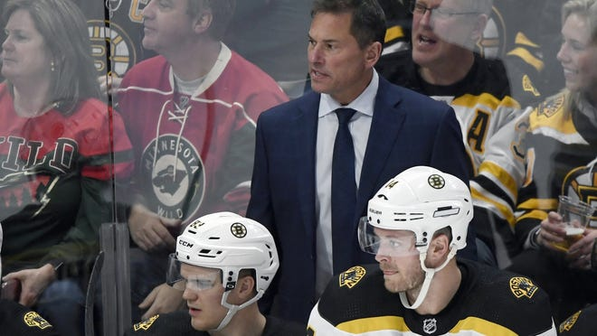 Boston coach Bruce Cassidy has kept an open mind as the NHL tries to re-start its season during the coronavirus pandemic.