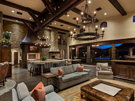 $7 million Scottsdale mansion to be auctioned online