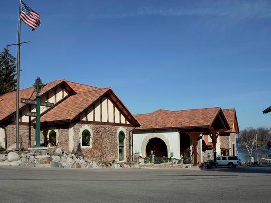 The Golden Mast Inn opened in 1967 in Okauchee.