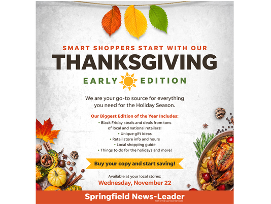 2017 Thanksgiving Day paper