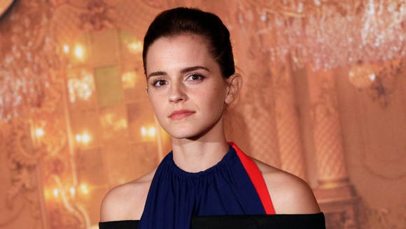 Emma Watson is a work-in-progress... just like the