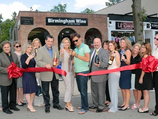BHM Birmingham Wine