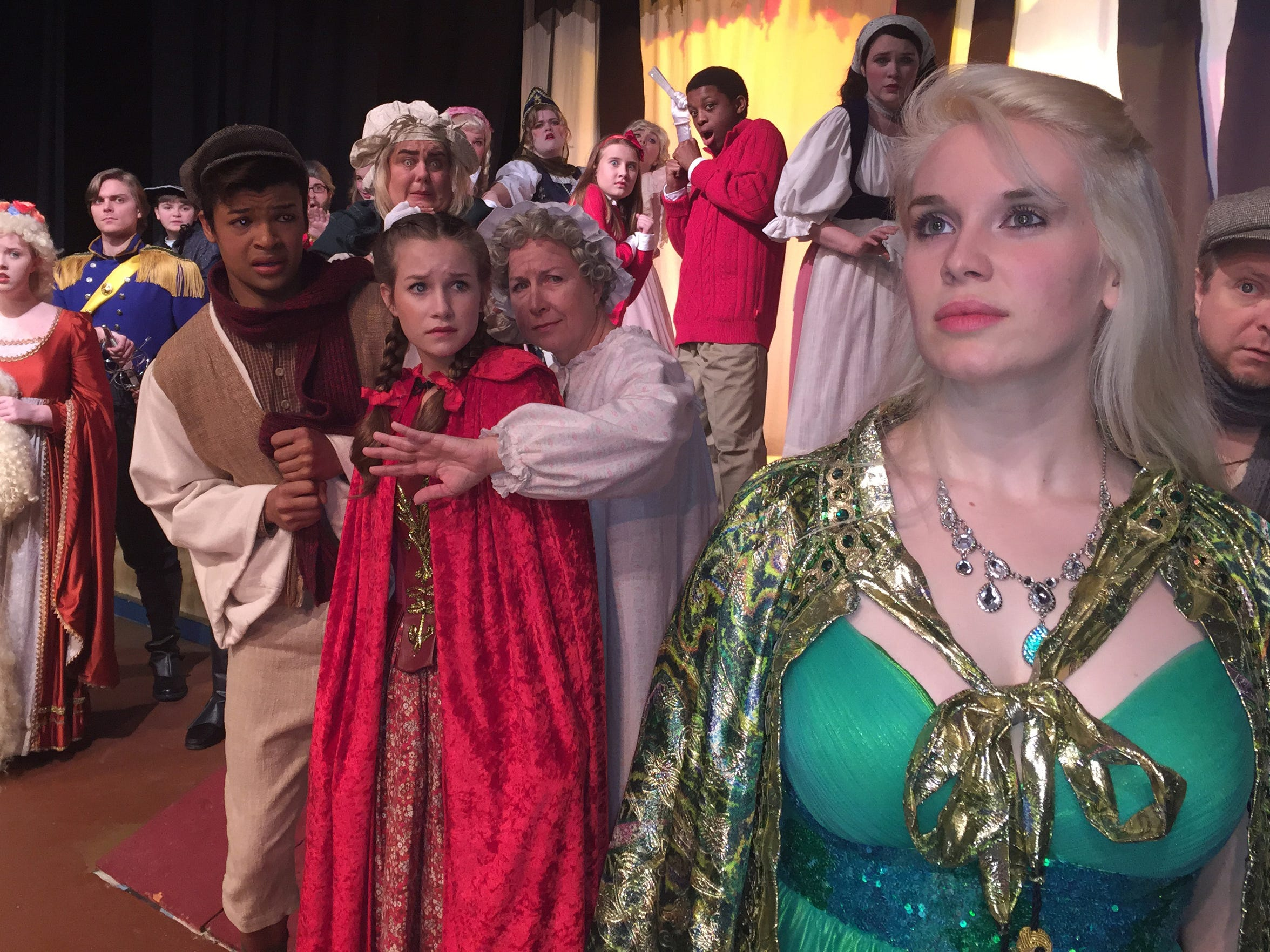 A pay-what-you-can performance of 'Into the Woods' at Center for the Arts will be added for Thursday.