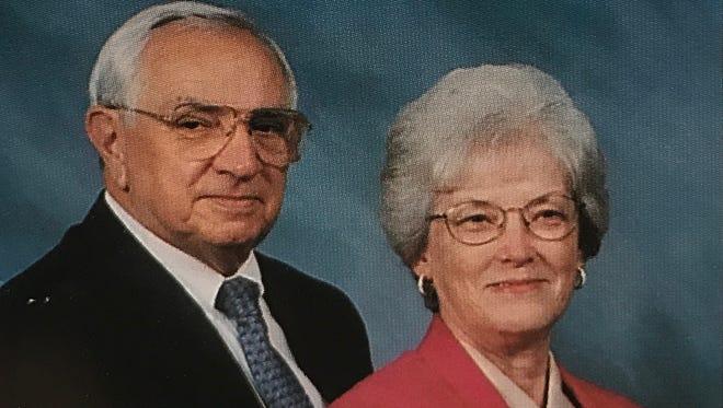 Donald and Sarah Maynard