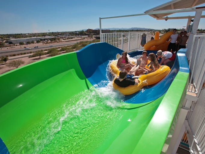 4 Water Parks Wave Pools In Tempe Mesa Glendale