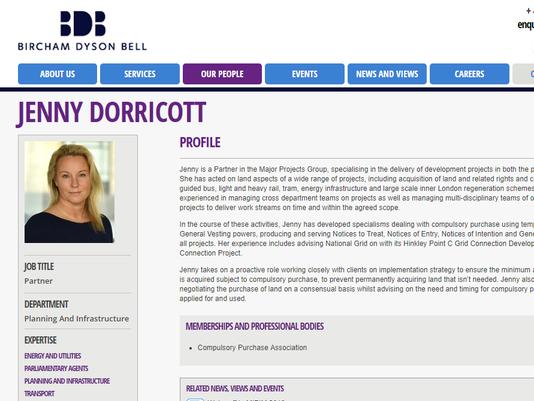 Jenny Dorricott
