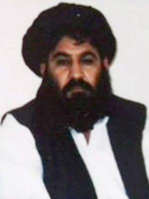 Mullah Akhtar Mansoor  l
