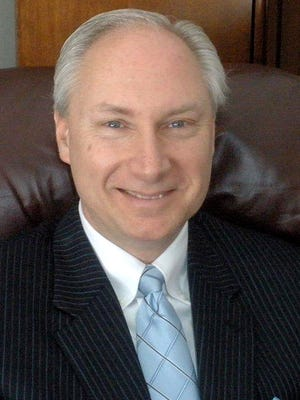 Dean Rennicke is the new vice president of the Concordia University Wisconsin Foundation.