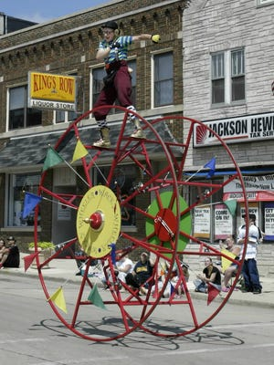TheSouth Milwaukee Heritage Days Parade is at 11 a.m. July 28.