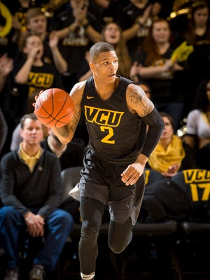 Samir Doughty, a 6-foot-4, 187-pound guard from Philadelphia, Pa., and VCU, has signed a financial aid agreement to attend Auburn University, head coach Bruce Pearl announced Tuesday.